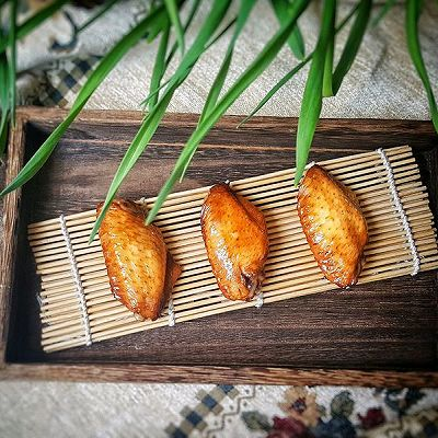 腐乳烤鸡翅