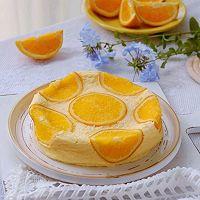 美味颜值双重在线的香橙蒸蛋糕的做法图解1