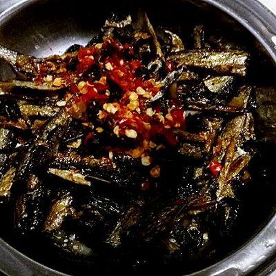 口味浏阳火焙鱼