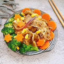 简单又下饭的肥牛饭#肉食者联盟#