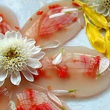 美丽厨娘-菊花糕