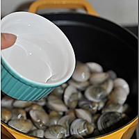 酒蒸蛤蜊的做法图解4