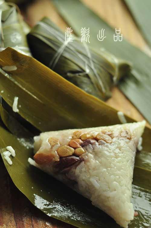 简易粽子的做法步骤