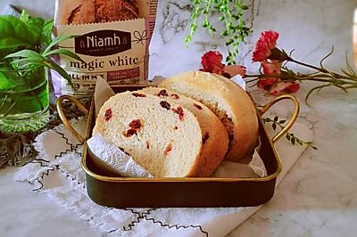 尼娅芙蔓越莓魔法白面包