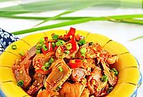 【地道湘味】凉拌香辣鸡胗的做法