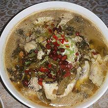 香辣酸菜鱼