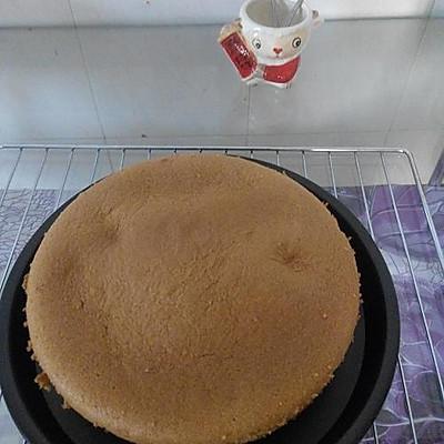 8寸威风蛋糕