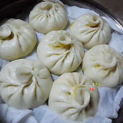 宝宝辅食系列之白菜胡萝卜小肉包