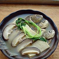 香菇豆腐鲫鱼汤——冬季暖身的做法图解12