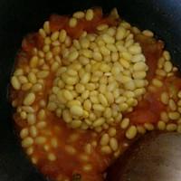 茄汁黄豆米的做法图解5