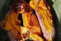烤箱烘山芋/烤红薯儿时滋味[极简]的做法