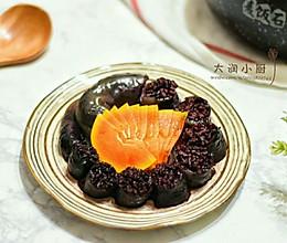 黑米花胶养颜汤(炖)#胆.敢不同,美的原生态AH煲#的做法