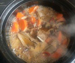 砂锅猪扇骨的做法