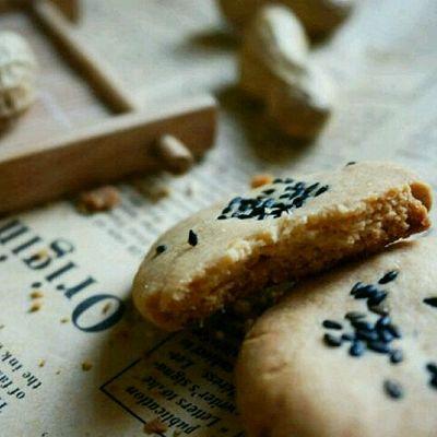花生酱曲奇饼
