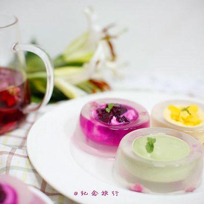 颜值爆表做法简单水果杯 堡尔美克--施华洛世奇杯