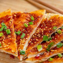酱香饼|咸香交织