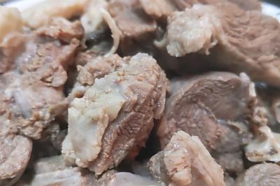 舌尖上的中国年——清水羊肉