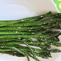 橄榄油煎芦笋