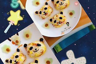 宝宝食谱之三只小熊