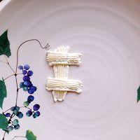 6寸水果奶油花篮裱花蛋糕(附戚风蛋糕制作)的做法图解17