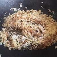 #秋天怎么吃#酱油炒饭的做法图解7