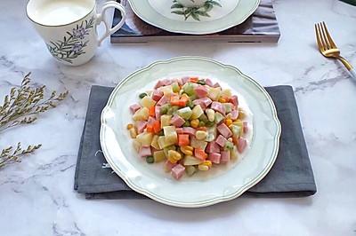 杂蔬土豆沙拉