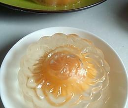 水晶月饼的做法