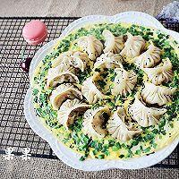 韭菜鸡蛋抱煎饺(附饺子包法)的做法图解27