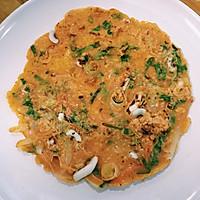 韩国美味泡菜饼
