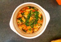 豆腐比肉好吃系列:秋葵豆腐煲#精品菜谱挑战赛#的做法