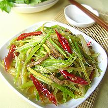 泡椒芹菜牛肉丝