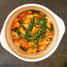 豆腐比肉好吃系列:秋葵豆腐煲#精品菜谱挑战赛#