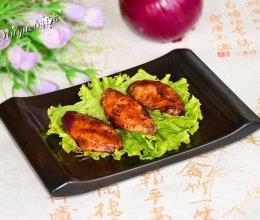 黑胡椒鸡翅(空气炸锅版)#厉害了我的零食#的做法