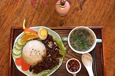 96台湾卤肉饭