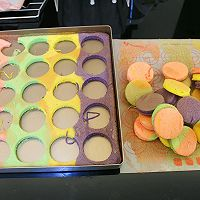 彩虹推推乐蛋糕筒的做法图解11