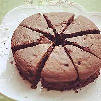 古典巧克力蛋糕的做法图解17