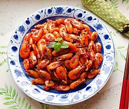 #一道菜表白豆果美食#杭式油爆虾的做法