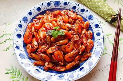杭式油爆虾
