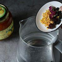 韩国柚子茶食谱—好喝的冬日热饮 洛神花果茶的做法图解2