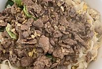 牛肉炒河粉的做法