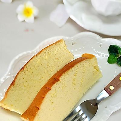 低糖无油酸奶蛋糕