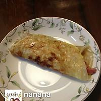 5分钟快速早餐-香香手抓饼