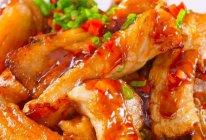 【煎焗鱼腩】草鱼这样烧,滑嫩入味卖相好!的做法