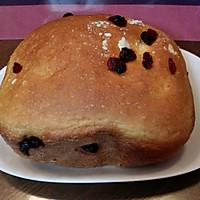 蔓月莓欧式面包的做法图解6