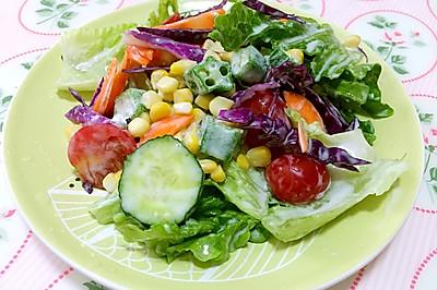 健康蔬菜沙拉第二弹