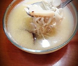 杂菌汤-素食版(不加高汤也一样鲜美)的做法