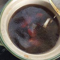 香菇炖鸡翅的做法图解8