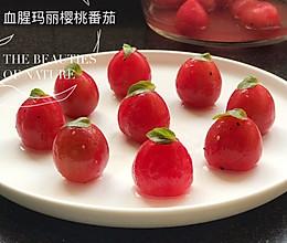 血腥玛丽樱桃番茄的做法