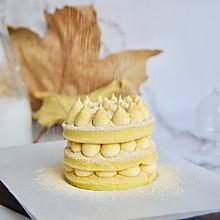 豆乳小蛋糕