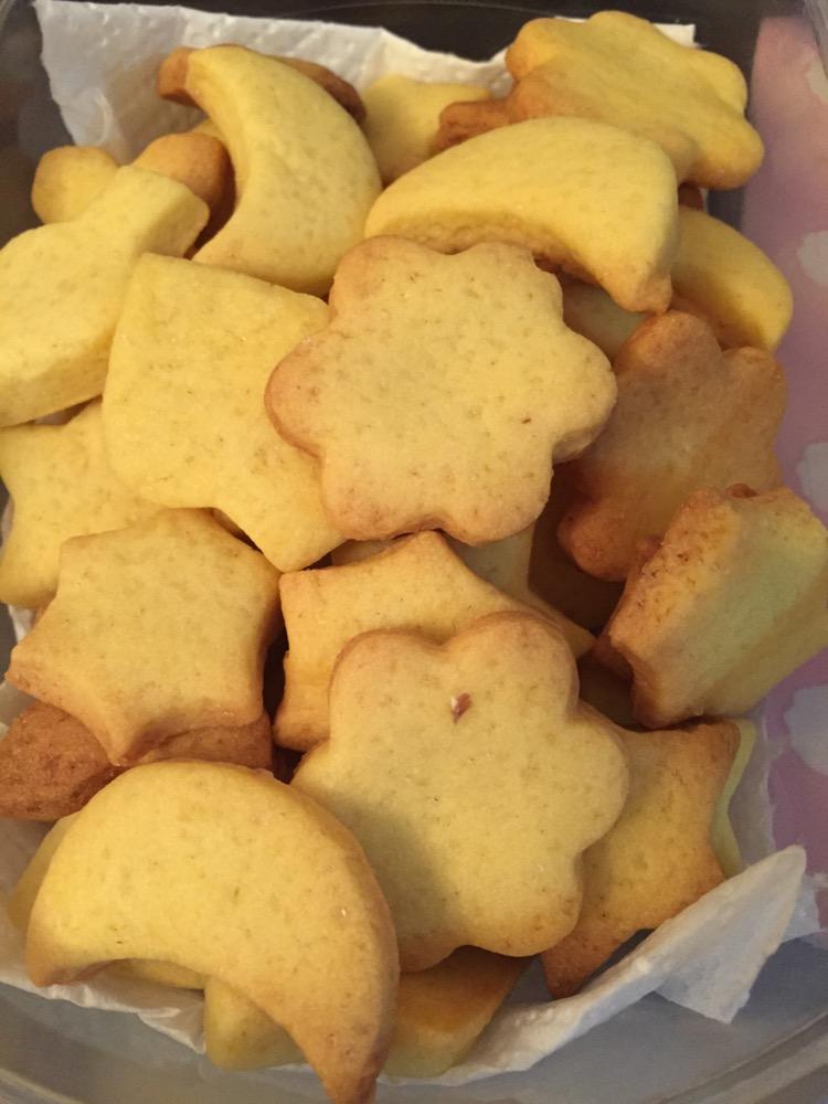 可爱图案饼干的做法_【图解】可爱图案饼干怎么做